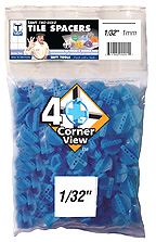 We Are Proud To Offer The 4 Corner View Tavy 2 Sided Tile Er You Can Still Trust Set Straight Grout Lines But Now Verify